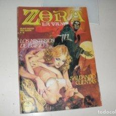 Tebeos: ZORA LA VAMPIRA 10.EDICIONES ZINCO,AÑO 1987.. Lote 287916598