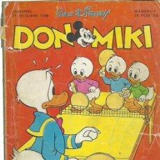 Tebeos: DON MIKI Nº 2. OCTUBRE, 1976. Lote 287922283
