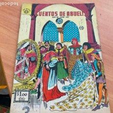 Tebeos: CUENTOS DE ABUELITO Nº 120 (ORIGINAL EDITORIAL SOL) (COIB207). Lote 287956913