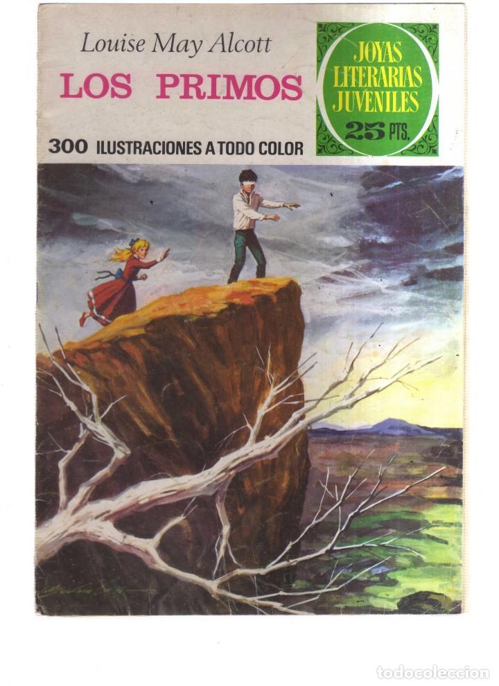 JOYAS LITERARIA JUVENILES LOS PRIMOS N,163 (Tebeos y Comics - Tebeos Otras Editoriales Clásicas)