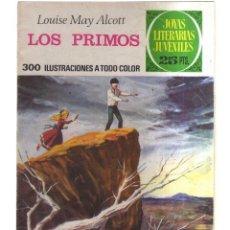 Tebeos: JOYAS LITERARIA JUVENILES LOS PRIMOS N,163. Lote 288006623