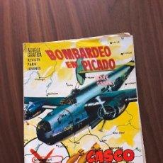 Tebeos: CASCO DE ACERO EXTRA Nº 9, NOVELA GRÁFICA, EDICIONES MANHATTAN. Lote 288027133