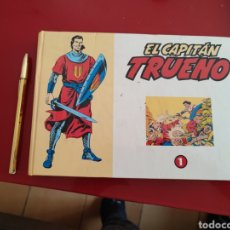 Tebeos: EL CAPITAN TRUENO COLECCIÓN DAN EL PERIÓDICO 1 , REF 140. Lote 288049523