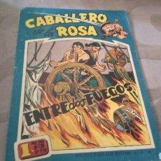 Tebeos: CABALLERO DE LA ROSA 5. Lote 288495628