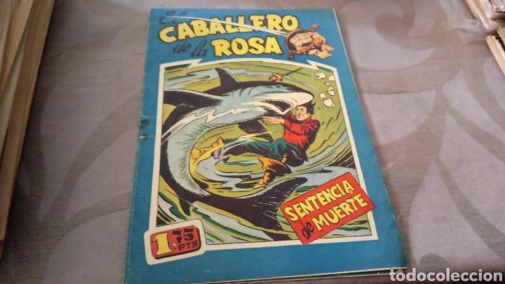 CABALLERO DE LA ROSA 4 (Tebeos y Comics - Tebeos Otras Editoriales Clásicas)