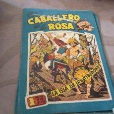 Tebeos: CABALLERO DE LA ROSA 3. Lote 288495763