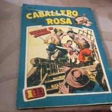 Tebeos: CABALLERO DE LA ROSA 2. Lote 288498613