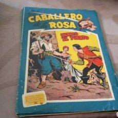 Tebeos: CABALLERO DE LA ROSA 1. Lote 288498683