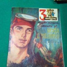 Tebeos: 3 AMIGOS Nº 2. NUESTRA CAMARA DESCUBRE EL SEXTO CONTINENTE. TOM Y TERRY.. GAINZA, LUIS OTERO, 1956. Lote 288506843