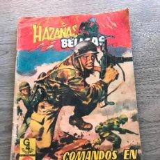 Tebeos: HAZAÑAS BÉLICAS Nº 12, G4 EDICIONES. Lote 288537913