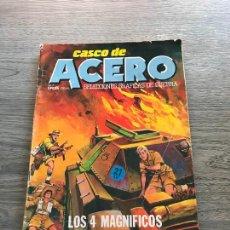 Tebeos: CASCO DE ACERO Nº 7, EDITA EPESA. Lote 288541658