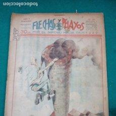Tebeos: FLECHAS Y PELAYOS POR EL IMPERIO HACIA DIOS Nº 164. 1942.. Lote 288679938