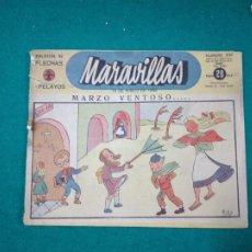 Tebeos: BIBLIOTECA DE FLECHAS Y PELAYOS. MARAVILLAS Nº 238. 30 DE MARZO DE 1944. .. Lote 288685023
