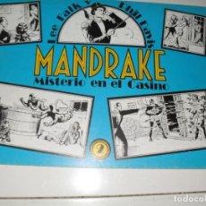 Tebeos: MANDRAKE EL MAGO 2(DE 15).JOAQUIN ESTEVE EDITOR,AÑO 1981-. Lote 289326288