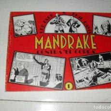 Tebeos: MANDRAKE EL MAGO 1,EL PRIMERO.(DE 15).JOAQUIN ESTEVE EDITOR,AÑO 1981-. Lote 289326418