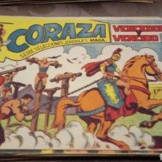 Tebeos: CORAZA 38. Lote 289345163