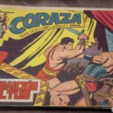 Tebeos: CORAZA 37. Lote 289345253