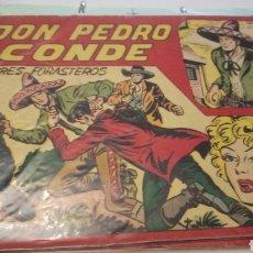 Tebeos: DON PEDRO CONDE 4. Lote 289347418