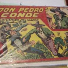 Tebeos: DON PEDRO CONDE 6. Lote 289347588