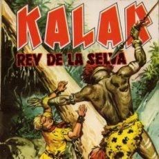 Tebeos: KALAR-PRODUCCIONES EDITORIALES- Nº 5 -EL VALLE DE LOS HECHICEROS-1980-TOMÁS MARCO-M.BUENO-LEA-5591. Lote 289353828