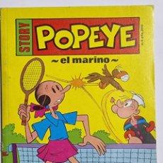 Tebeos: POPEYE STORY. EL MARINO. NUM, 1. ED. NEW COMIC. MADRID, 1985. PAGS: 67.. Lote 289393198