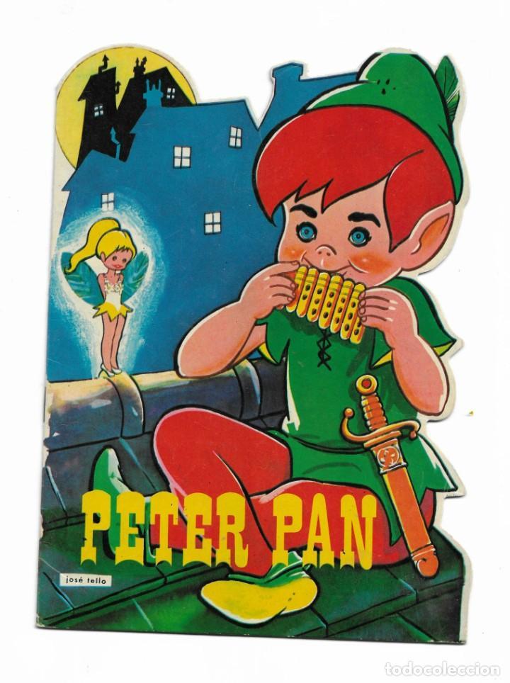 TEBEO- COLECCION TROQUELADO- PETER PAN - 1969 (Tebeos y Comics - Tebeos Clásicos (Hasta 1.939))