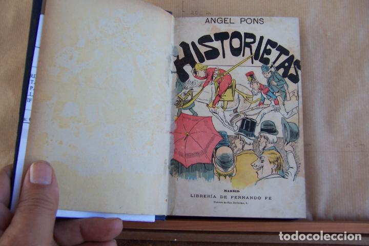 Tebeos: FERNANDO FÉ 1892, HISTORIETAS POR ANGEL PONS - Foto 6 - 289862998