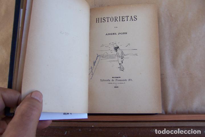 Tebeos: FERNANDO FÉ 1892, HISTORIETAS POR ANGEL PONS - Foto 7 - 289862998