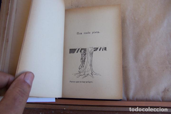 Tebeos: FERNANDO FÉ 1892, HISTORIETAS POR ANGEL PONS - Foto 14 - 289862998