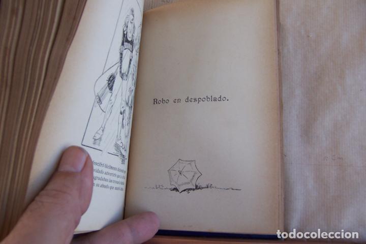 Tebeos: FERNANDO FÉ 1892, HISTORIETAS POR ANGEL PONS - Foto 28 - 289862998