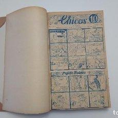 Giornalini: REVISTA CHICOS. NUMERO 1 AL 93, ENCUADERNADOS.. Lote 290997373