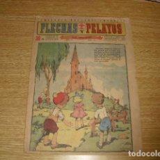 Tebeos: FLECHAS Y PELAYOS - Nº 277. Lote 291878068