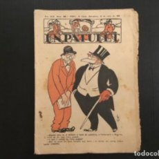 Tebeos: COMIC COLECCIÓN EN PATUFET ANY XIX AÑO 1922 NÚMERO 949. Lote 293862533