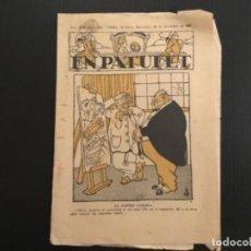 Tebeos: COMIC COLECCIÓN EN PATUFET ANY XIX AÑO 1922 NÚMERO 973. Lote 293862683