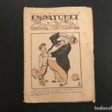 Tebeos: COMIC COLECCIÓN EN PATUFET ANY XX AÑO 1923 NÚMERO 973. Lote 293862788