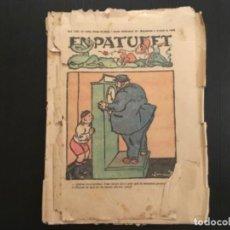 Tebeos: COMIC COLECCIÓN EN PATUFET ANY XXII AÑO 1096NÚMERO 1058 PUBLICITAT CODORNIU. Lote 293863303