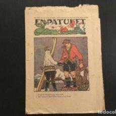 Tebeos: COMIC COLECCIÓN EN PATUFET ANY XXII AÑO 1925 NÚMERO 1111 PUBLICITAT CODORNIU. Lote 293863528
