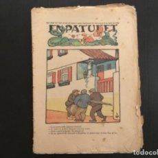 Tebeos: COMIC COLECCIÓN EN PATUFET ANY XXII AÑO 1925 NÚMERO 1110 PUBLICITAT CODORNIU. Lote 293863593