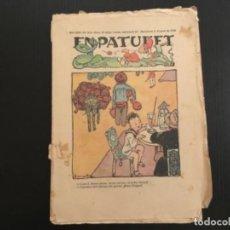 Tebeos: COMIC COLECCIÓN EN PATUFET ANY XXII AÑO 1925 NÚMERO 1114 PUBLICITAT BOMBA PRAT. Lote 293863658