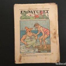Tebeos: COMIC COLECCIÓN EN PATUFET ANY XXII AÑO 1925 NÚMERO 1115 PUBLICITAT CODORNIU. Lote 293863723