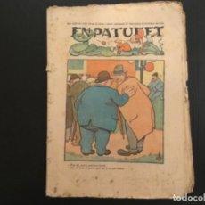 Tebeos: COMIC COLECCIÓN EN PATUFET ANY XXII AÑO 1925 NÚMERO 1123 PUBLICITAT CODORNIU. Lote 293863823