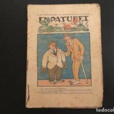 Tebeos: COMIC COLECCIÓN EN PATUFET ANY XXII AÑO 1925 NÚMERO 1127 PUBLICITAT CODORNIU. Lote 293863878