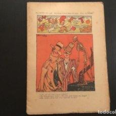 Tebeos: COMIC COLECCIÓN EN PATUFET ANY XXVII AÑO 1930 NÚMERO 1348 PUBLICITAT UNGUENT GUARDIAS. Lote 293864593