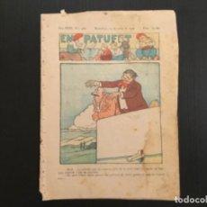 Tebeos: COMIC COLECCIÓN EN PATUFET ANY XXIX AÑO 1932 NÚMERO 1467 PUBLICITAT XAMPANY RIGOL. Lote 293864773