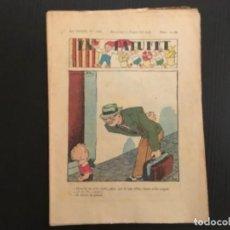 Tebeos: COMIC COLECCIÓN EN PATUFET ANY XXXIII AÑO 1936 NÚMERO 1686 EL PORVENIR DE LOS HIJOS. Lote 293865393