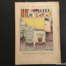 Tebeos: COMIC COLECCIÓN EN PATUFET ANY XXXIII AÑO 1936 NÚMERO 1688 PUBLICITAT UNGUENT GUARDIAS. Lote 293865648