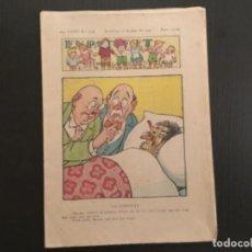 Tebeos: COMIC COLECCIÓN EN PATUFET ANY XXXIV AÑO 1937 NÚMERO 1729. Lote 293866253