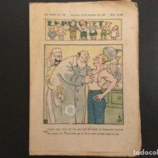 Tebeos: COMIC COLECCIÓN EN PATUFET ANY XXXIV AÑO 1937 NÚMERO 1757. Lote 293866513