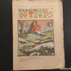 Tebeos: COMIC COLECCIÓN EN PATUFET ANY XXXV AÑO 1938 NÚMERO 1759. Lote 293866573
