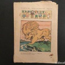 Tebeos: COMIC COLECCIÓN EN PATUFET ANY XXXV AÑO 1938 NÚMERO 1760. Lote 293866873